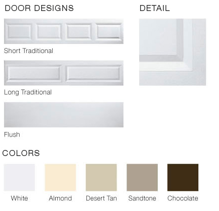Value Series Door Designs