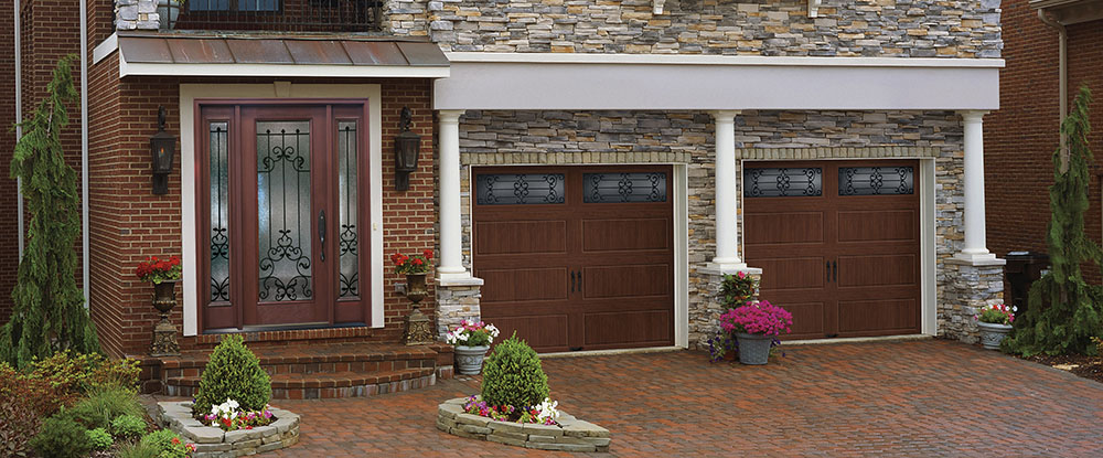 Clopay entry doors central new jersey bridgewater for Fimbel garage door prices