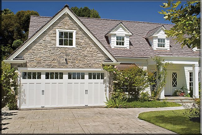 Clopay Coachman Collection Garage Doors In Central New Jersey